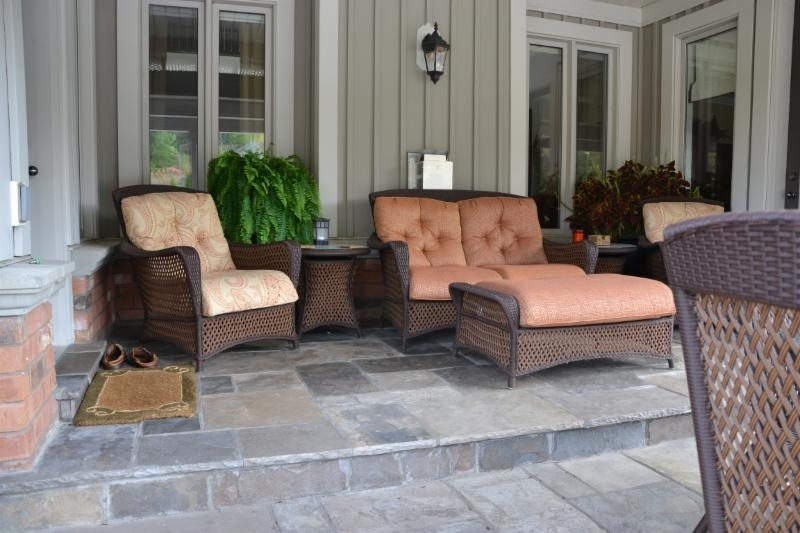 Dutch Style Landscaping in Stouffville