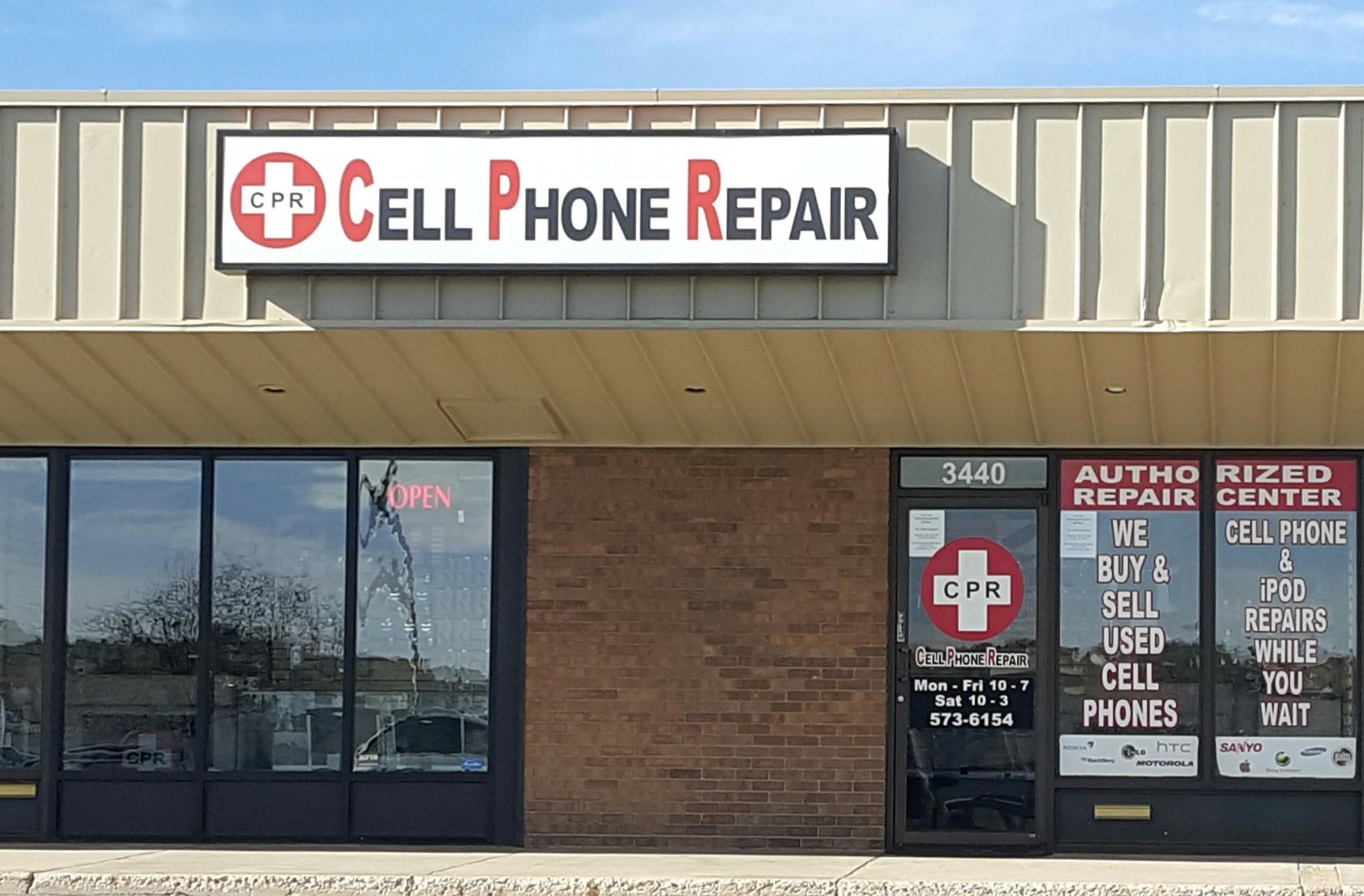 CPR Cell Phone Repair Colorado Springs image 0