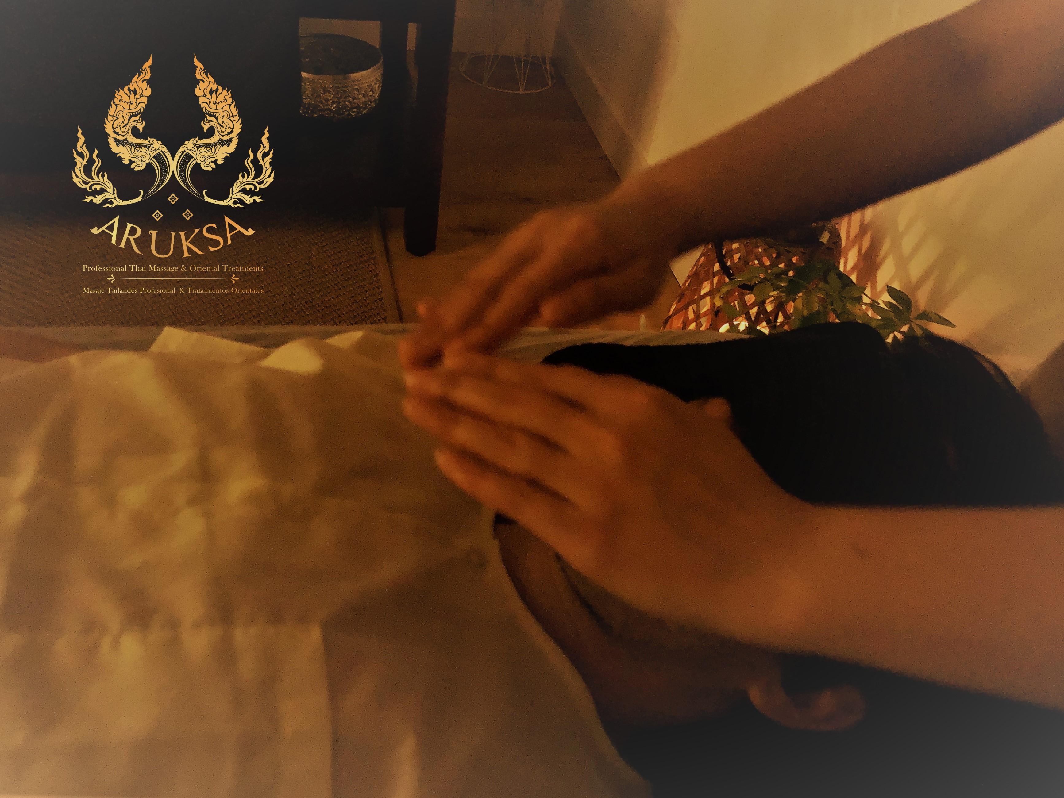 ARUKSA Thai Massage