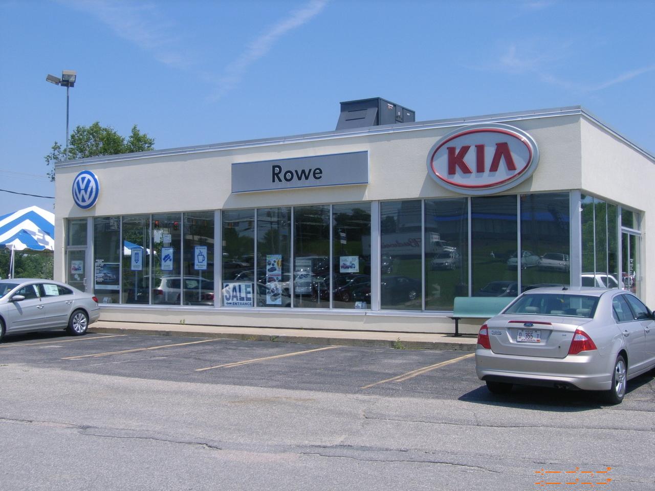 Rowe Hyundai Westbrook New Hyundai Dealership In