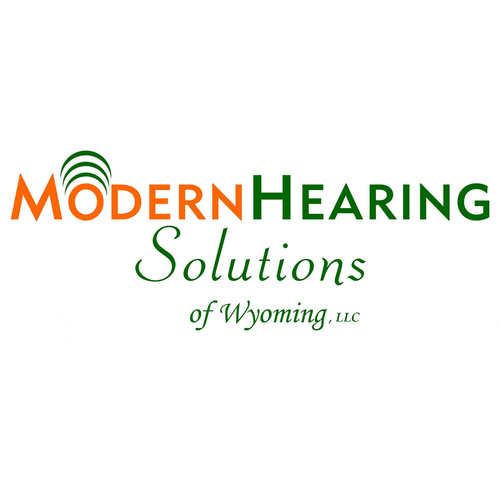 Modern Hearing Solutions of Wyoming
