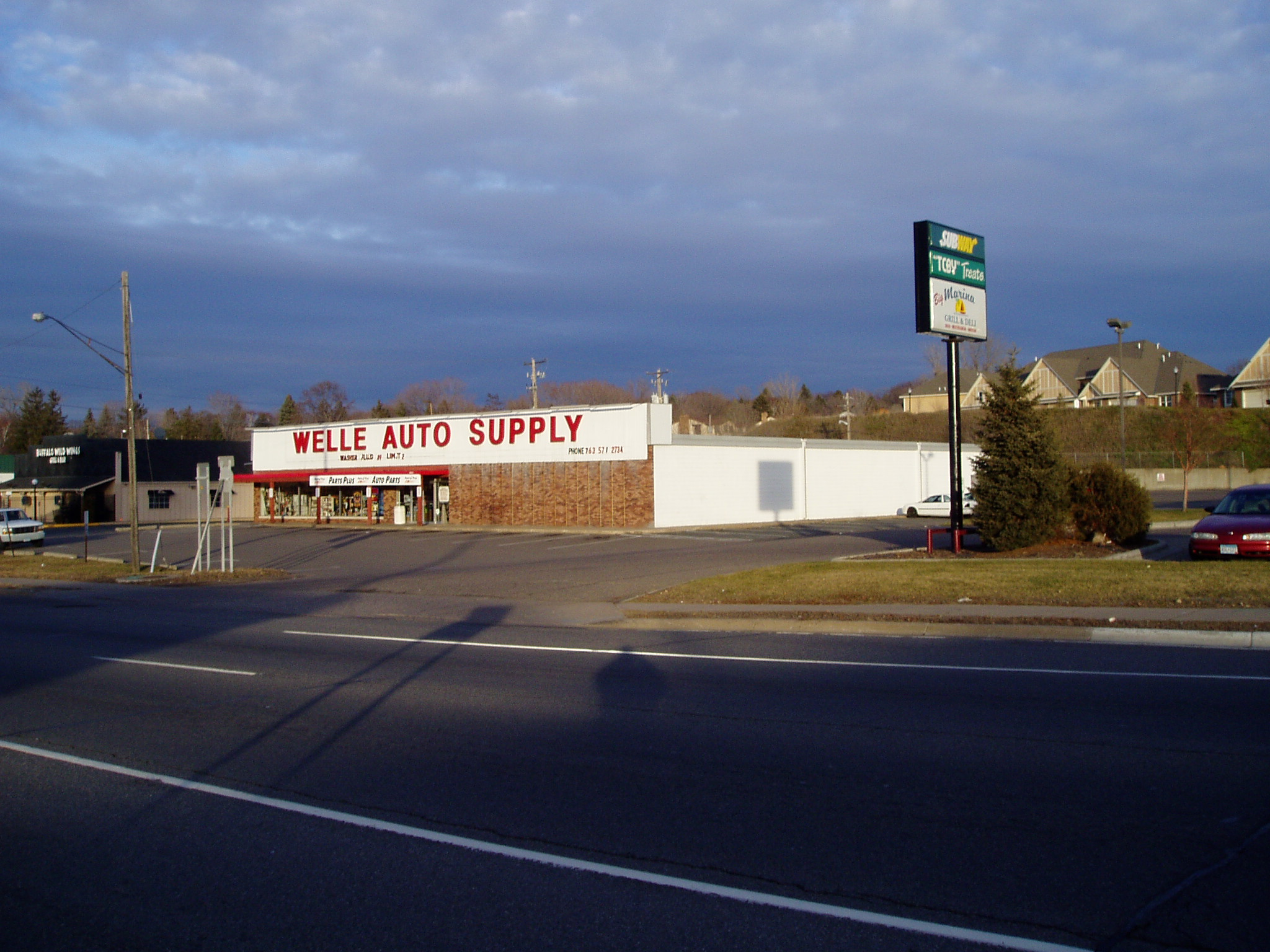 Welle Auto Supply image 0