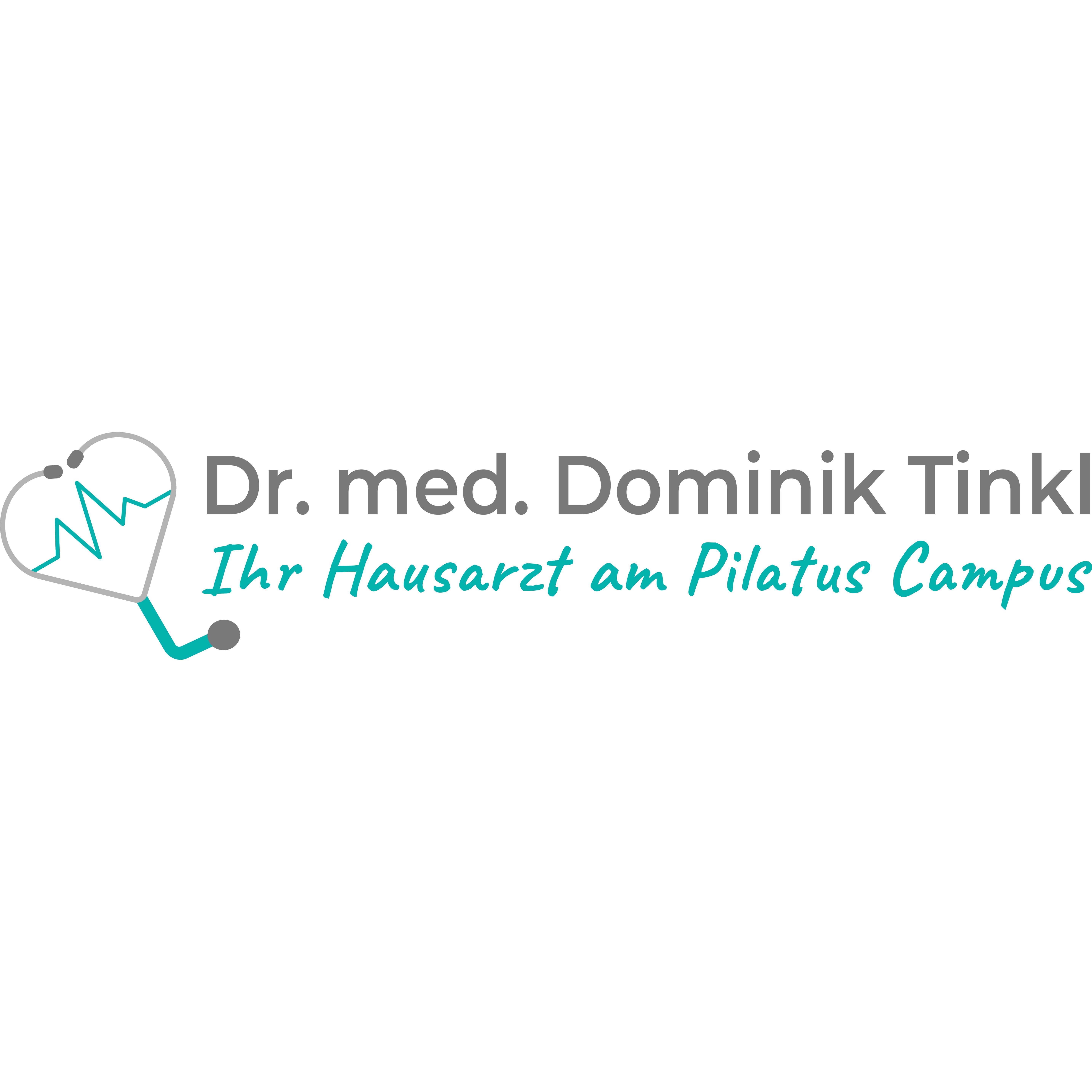 Logo von Dr. med. Dominik Tinkl - Ihr Hausarzt am Pilatus Campus