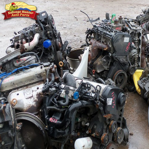 Salvage Hunter Auto Parts image 0