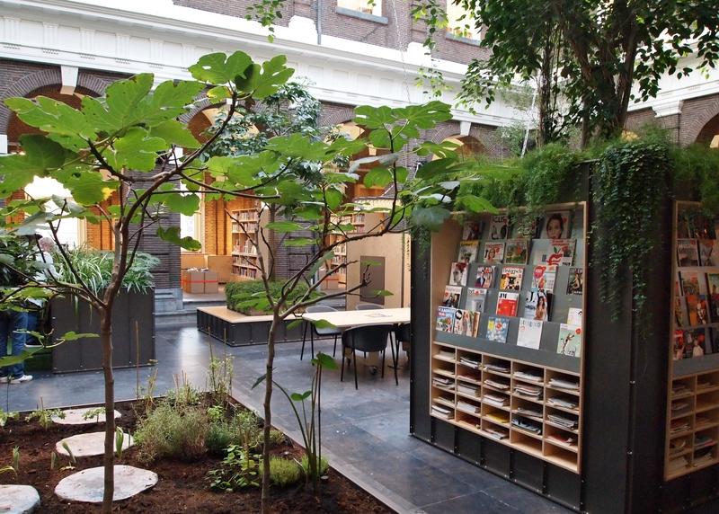 De Bibliotheek Schiedam - Hof in Zuid