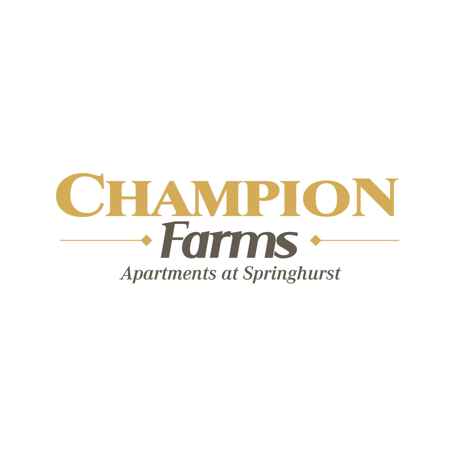 Champion Farms Apartments
