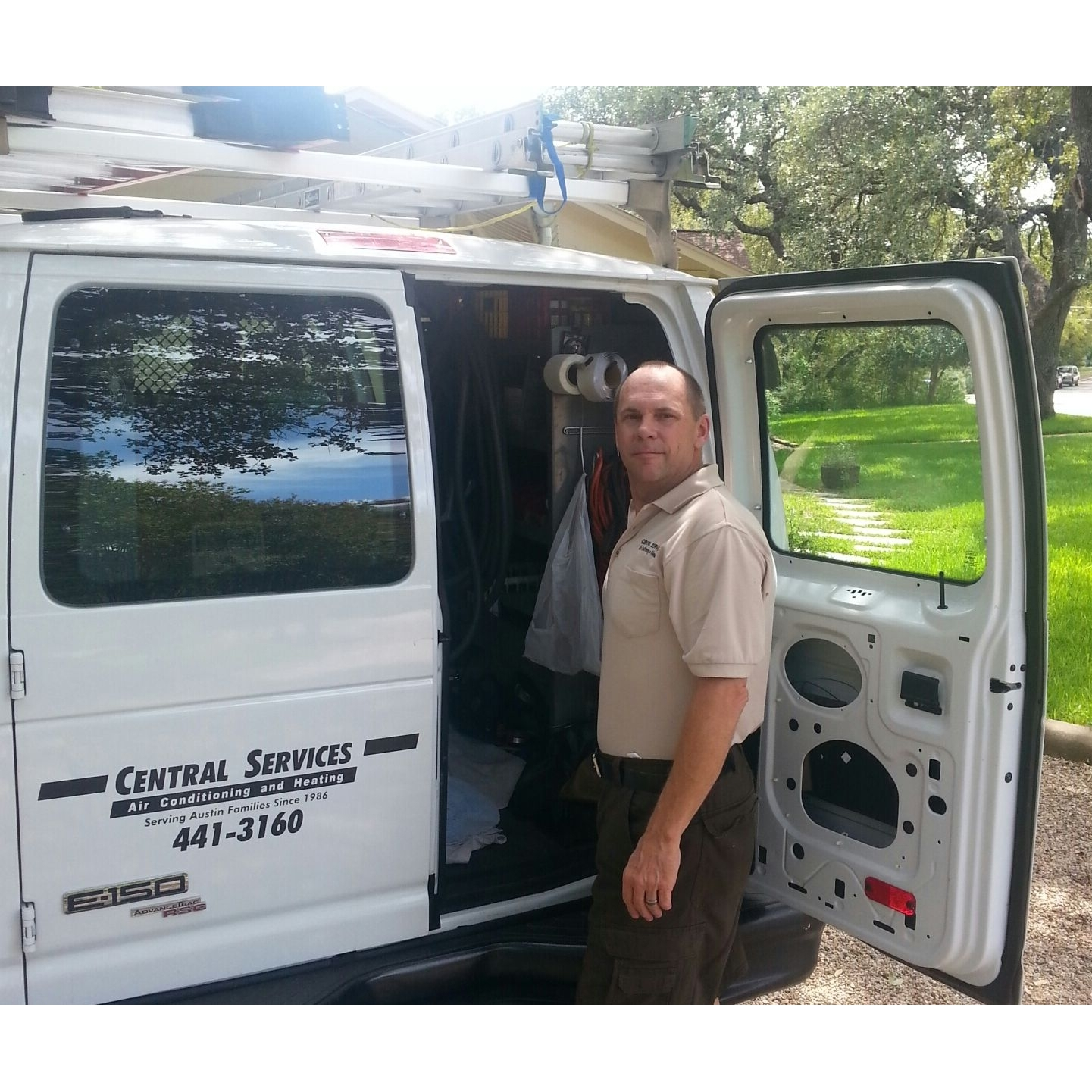 Central Services A/C & Heating