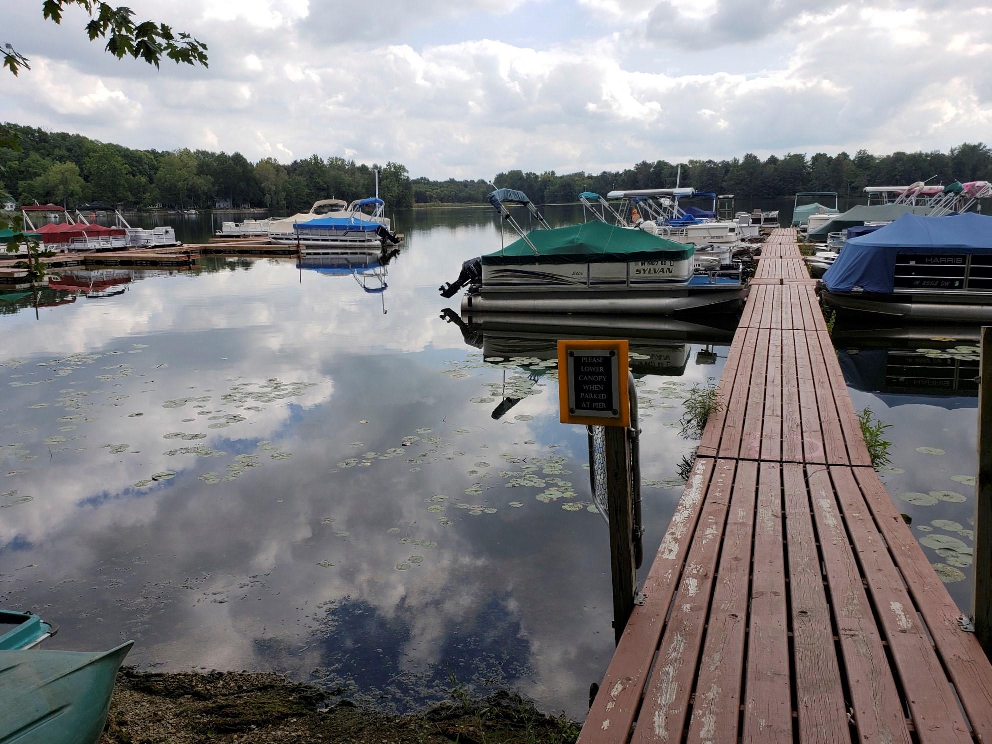Angola / Hogback Lake KOA Holiday