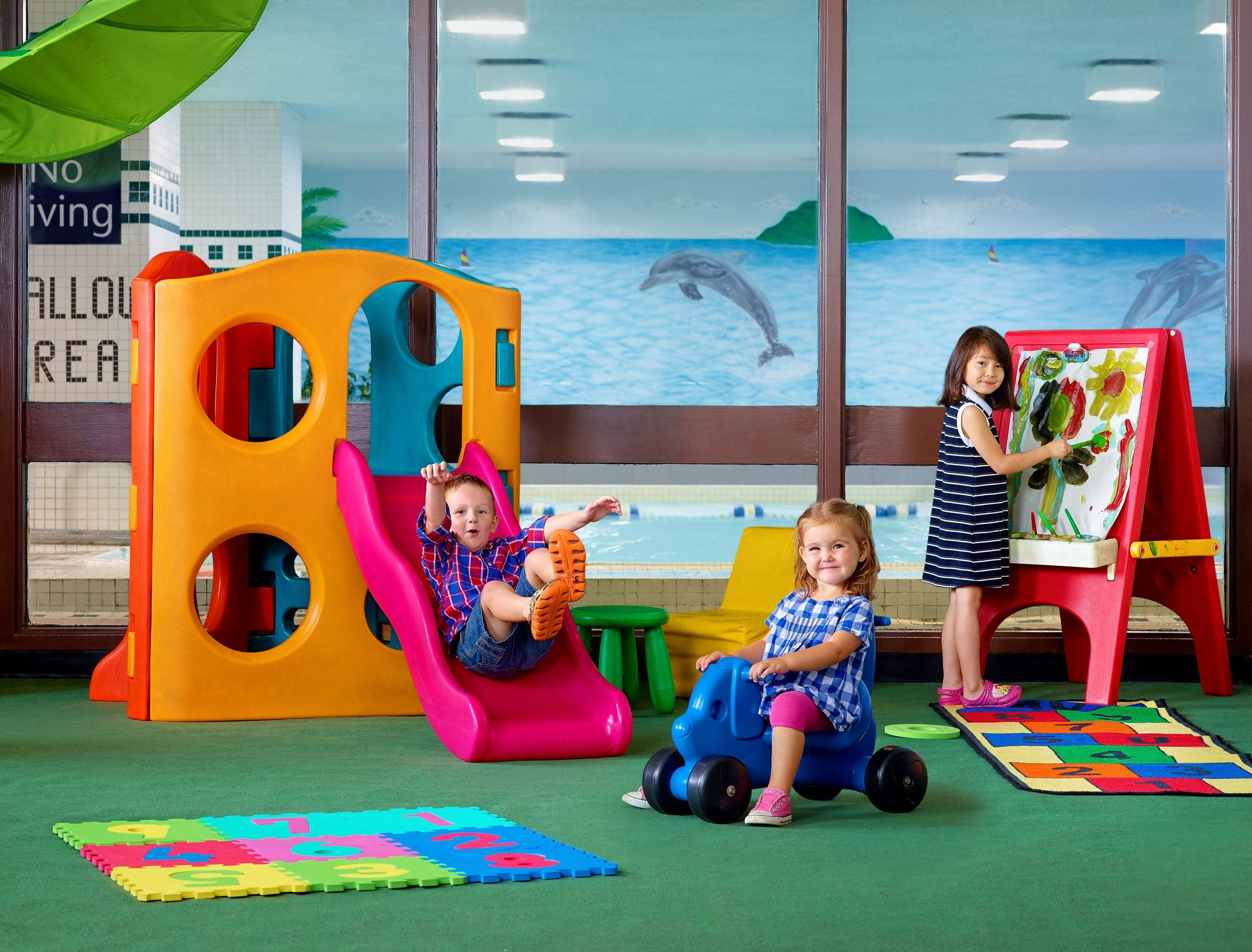 CHELSEA HOTEL, TORONTO in Toronto: Family Fun Zone - Kid Centre
