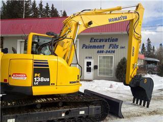 André Paiement & Fils Excavation Inc à Labelle