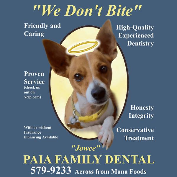 Paia Family Dental image 0