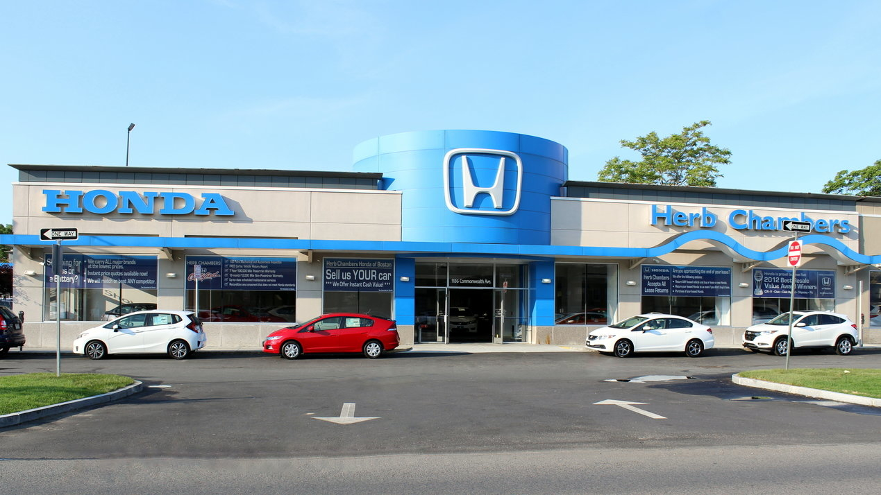 herb chambers honda in boston 7 photos auto dealers boston ma reviews. Black Bedroom Furniture Sets. Home Design Ideas