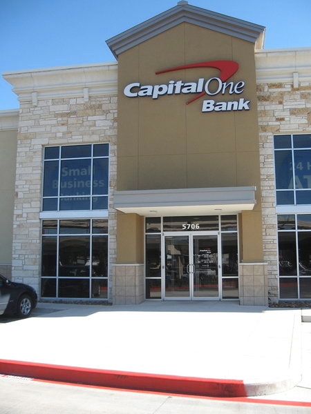 Capital One Bank Closed In San Antonio Tx 78238