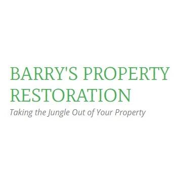 Barry's Property Restoration & Lawn Barber