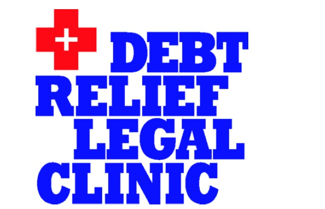Debt Relief Legal Clinic - ad image
