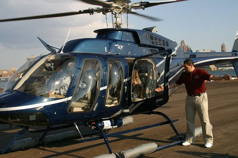 Helicopter New York City image 4