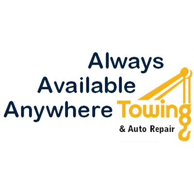 Always Available Anywhere Towing & Auto Repair