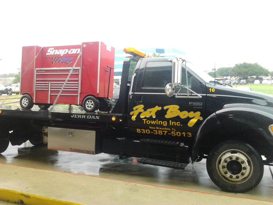 Fat Boy Towing and Transport, Inc. image 7