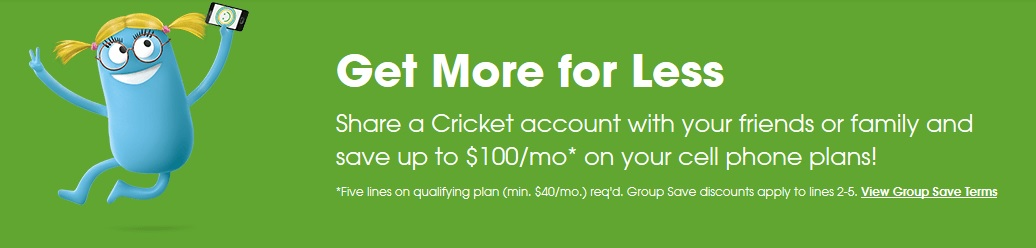 Cricket Wireless Authorized Retailer 1001 Willow Springs Rd