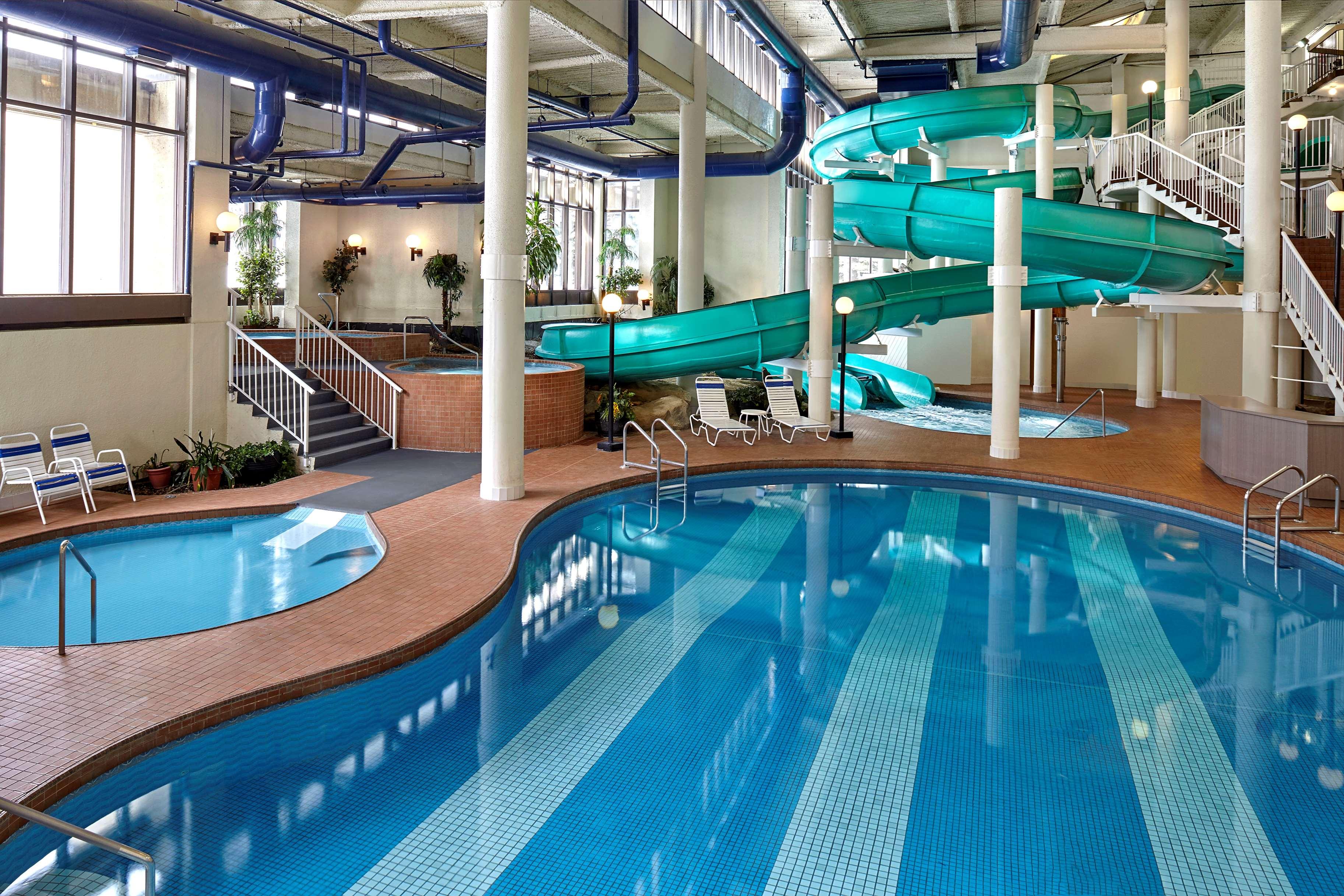 Sheraton Cavalier Calgary Hotel in Calgary: Oasis Water Park - Sheraton Cavalier Calgary Hotel