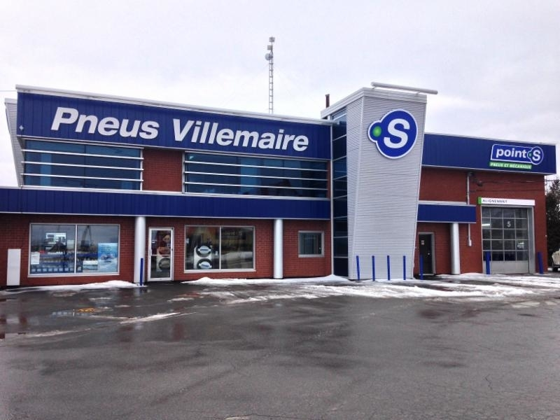Pneus Villemaire