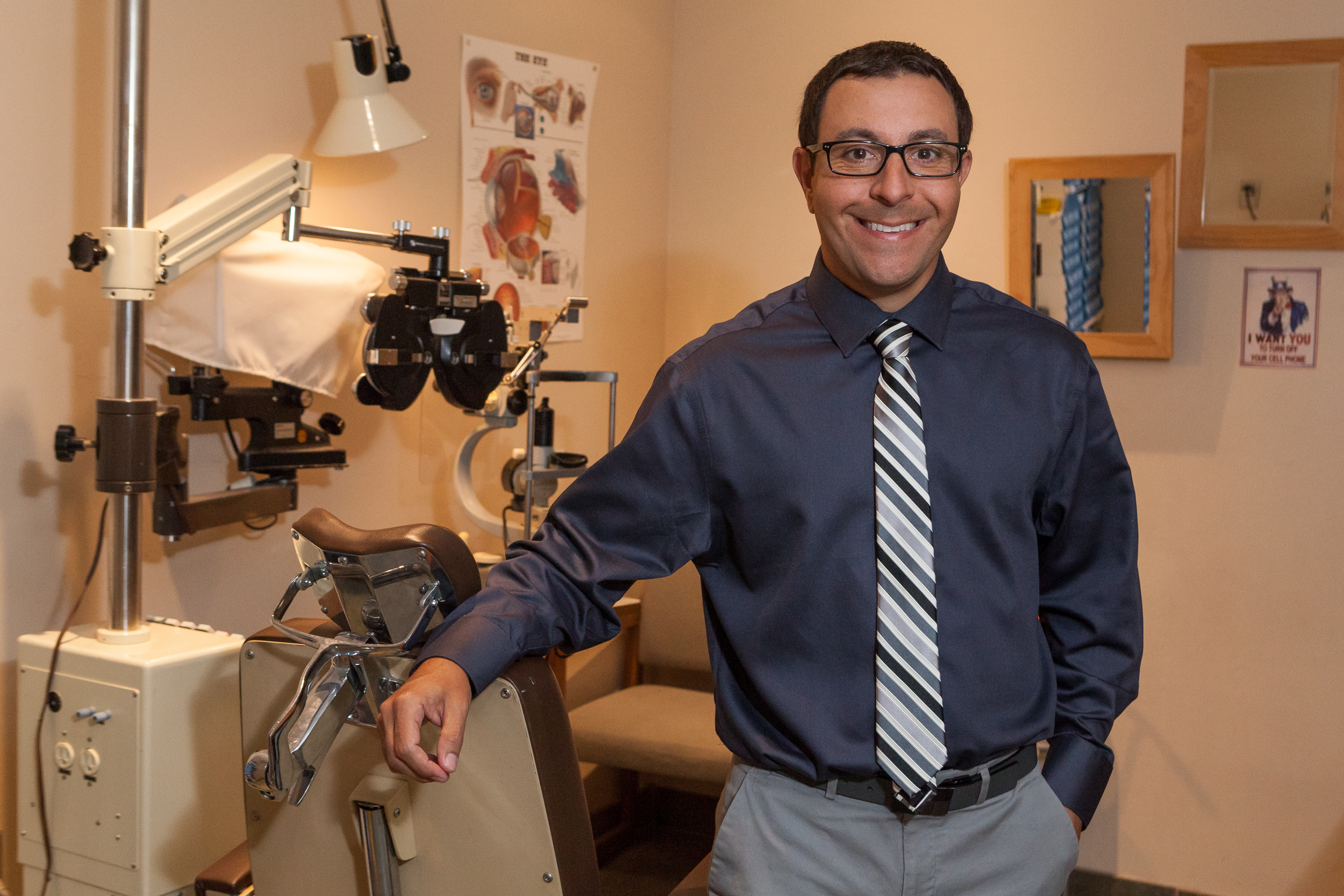 Dr. Joseph Toth is a leading optometrist in the Greater San Diego area, providing patients with personalized care and treatment for a wide array of vision issues and eye diseases at his practice, San