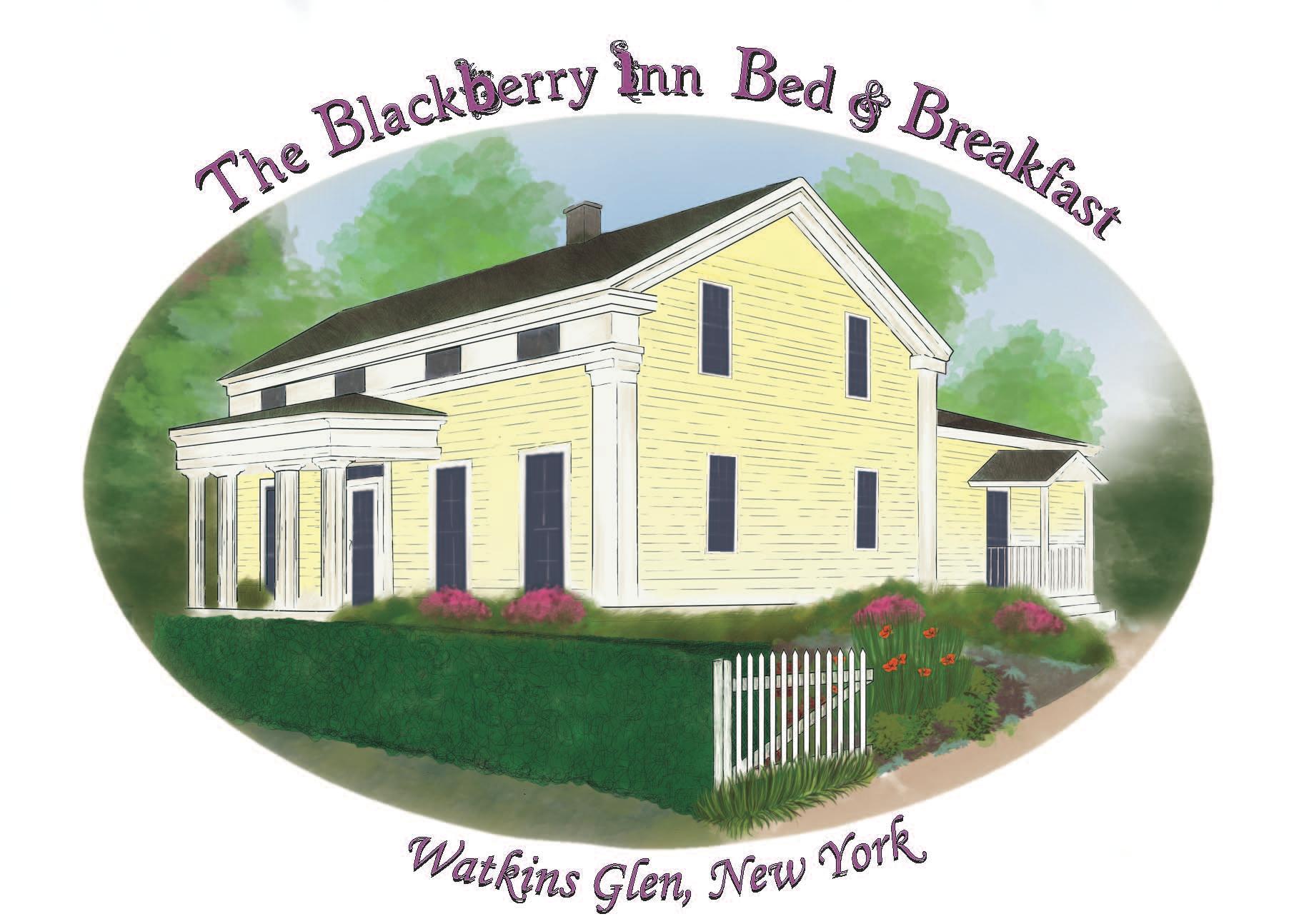 Blackberry Inn Bed And Breakfast Watkins Glen