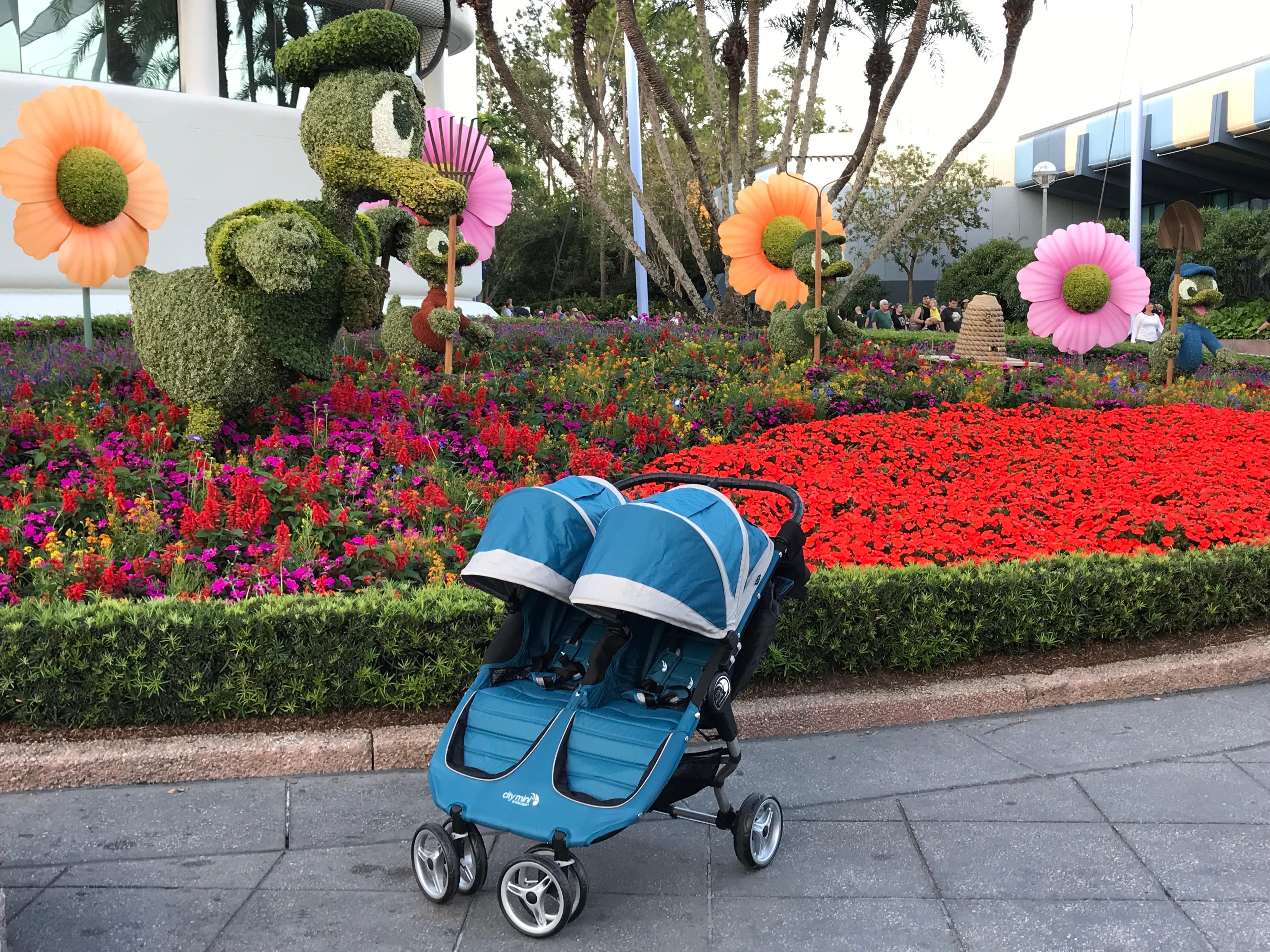 Stroller Rentals Disney image 24