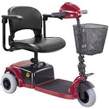 theJAZZYstore Electric Wheelchairs image 4