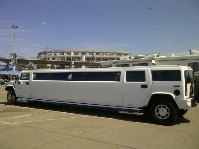 White Rose Limousine Inc image 5