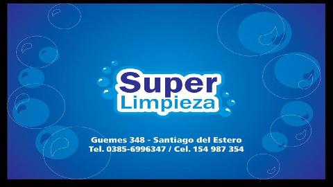 SUPER LIMPIEZA