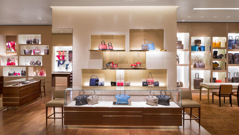 Louis Vuitton Indianapolis Saks image 1