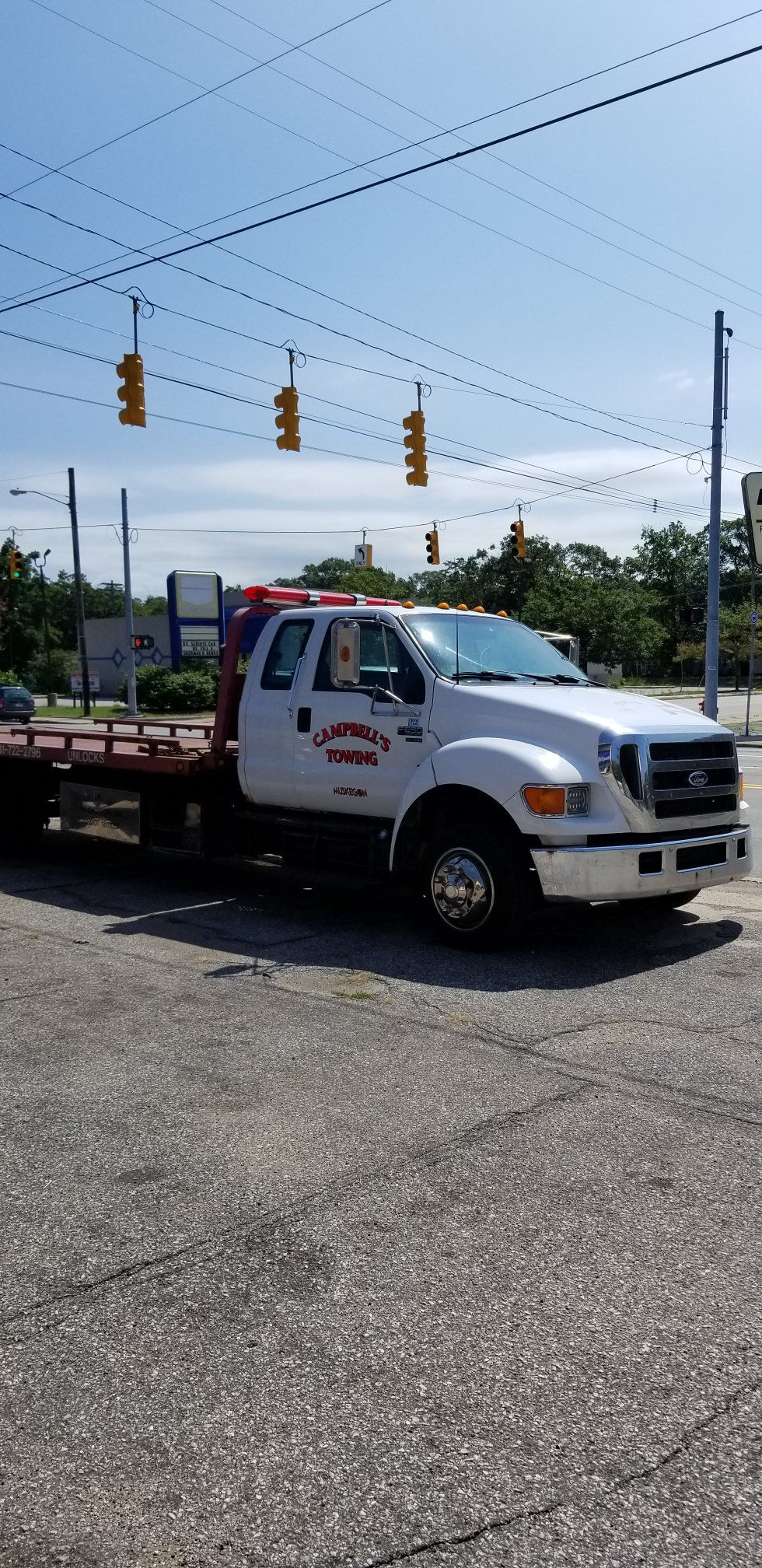 Campbell's Towing & Automotive image 2