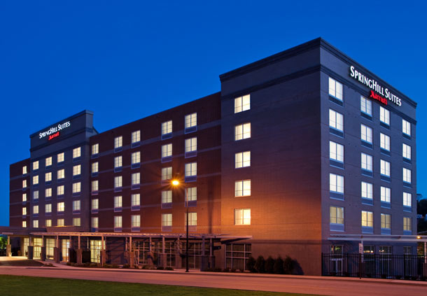 SpringHill Suites by Marriott Pittsburgh Southside Works image 0