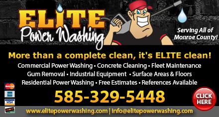 Elite Powerwashing image 0
