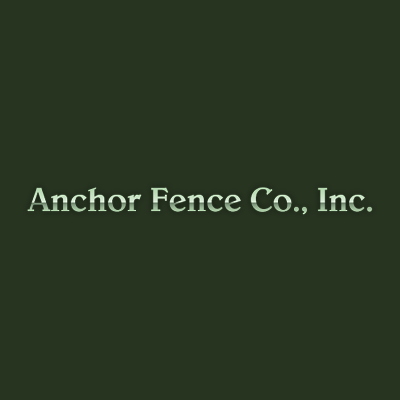 Anchor Fence Co Inc image 8