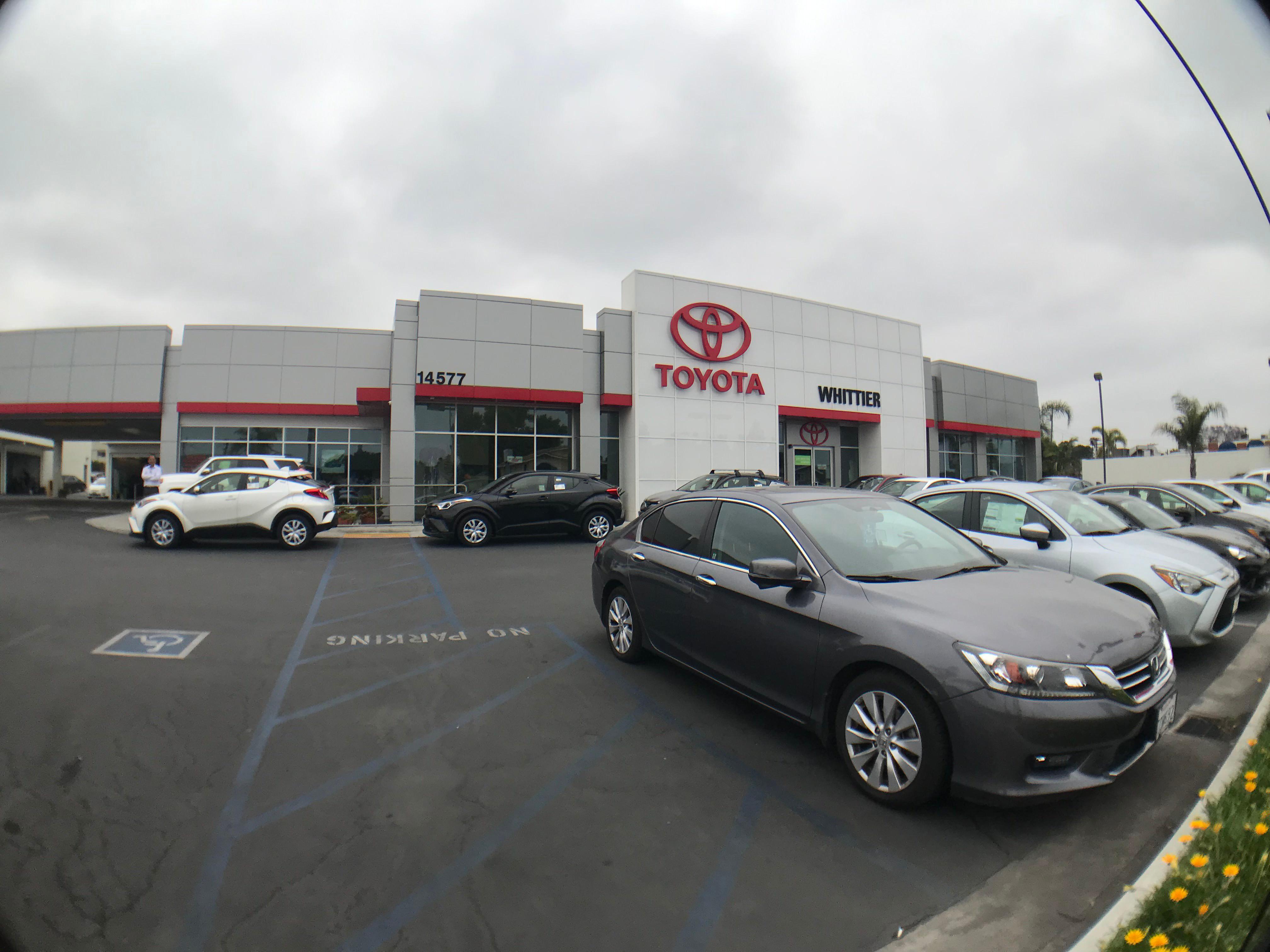 Toyota of Whittier image 0
