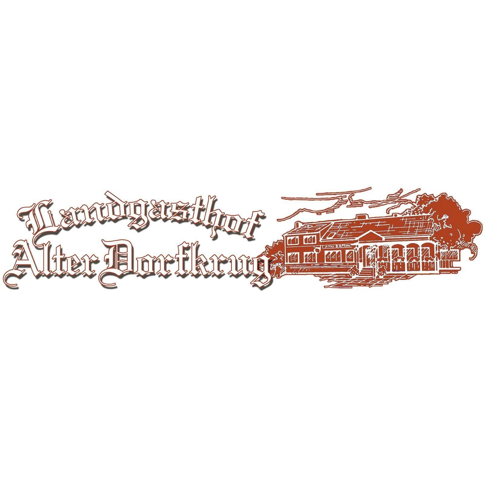 Logo von Landgasthof - Alter Dorfkrug