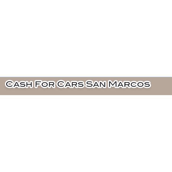 Cash For Cars San Marcos
