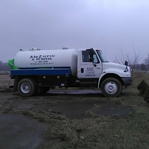 A to Z Septic and Pumping