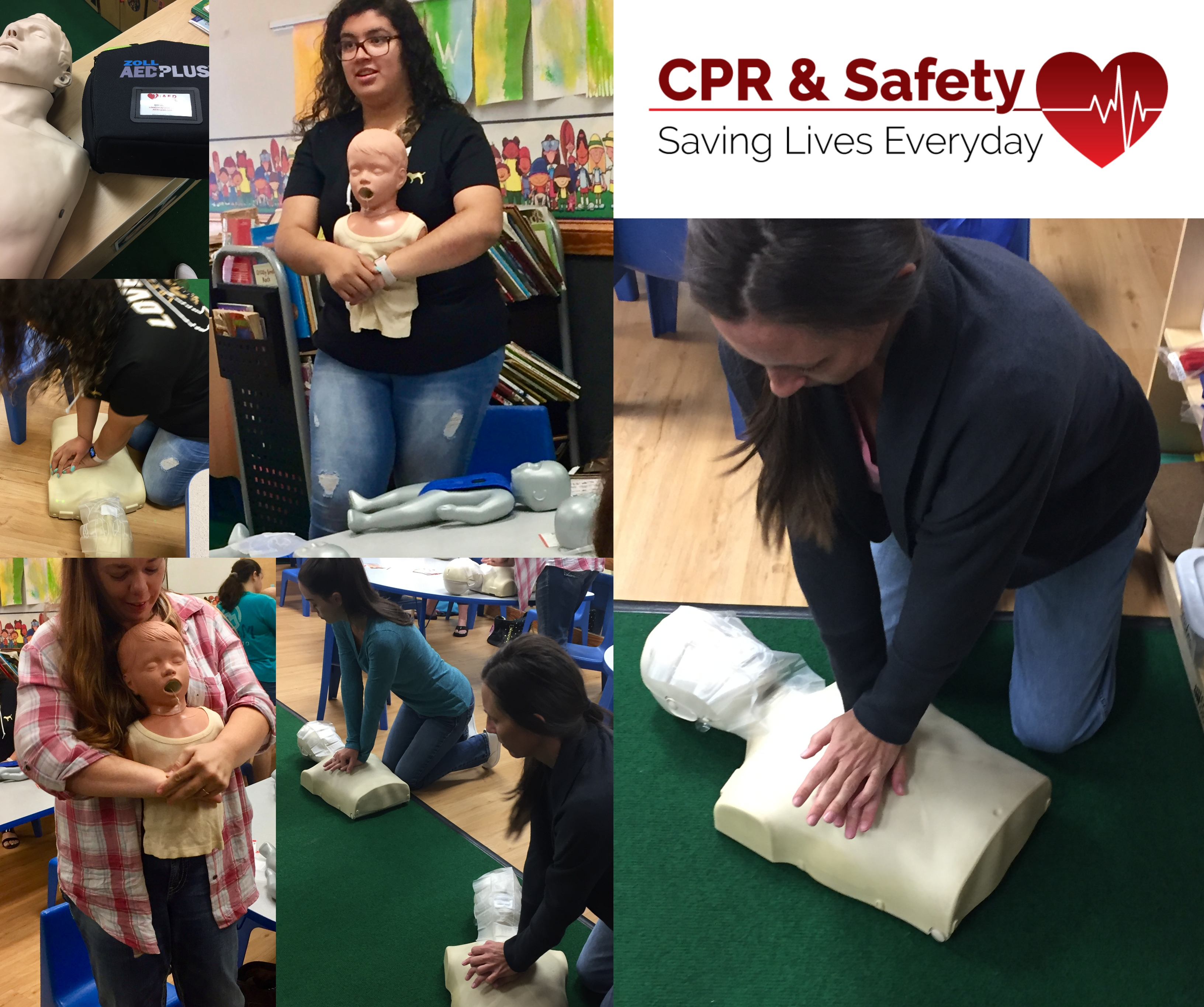 CPR and Safety image 1