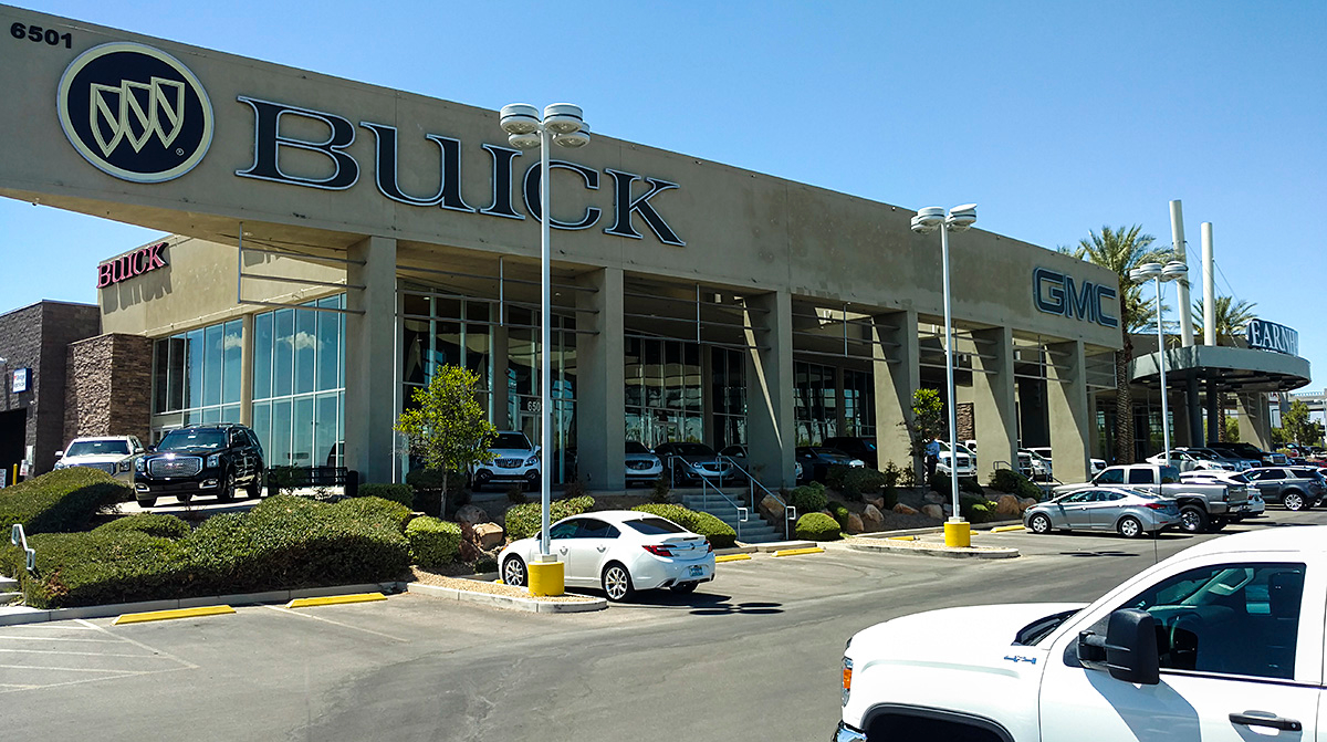 earnhardt buick gmc at 6501 centennial center blvd las vegas nv on fave. Black Bedroom Furniture Sets. Home Design Ideas