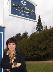 Bouffard Claire Notaire