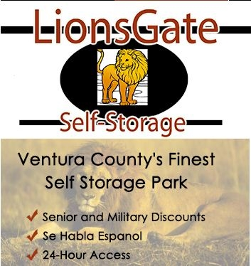 Lions Gate Self Storage image 0