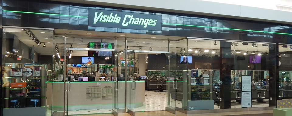 Visible Changes (inside First Colony Mall) - Sugar Land, TX