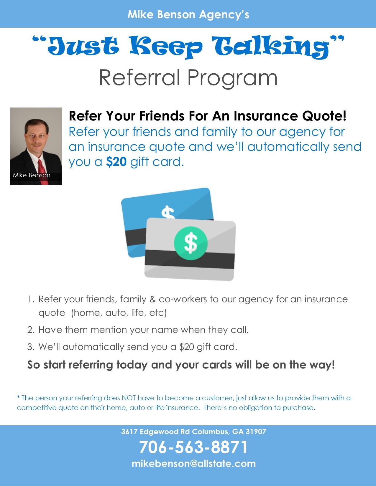 Mike Benson: Allstate Insurance image 4