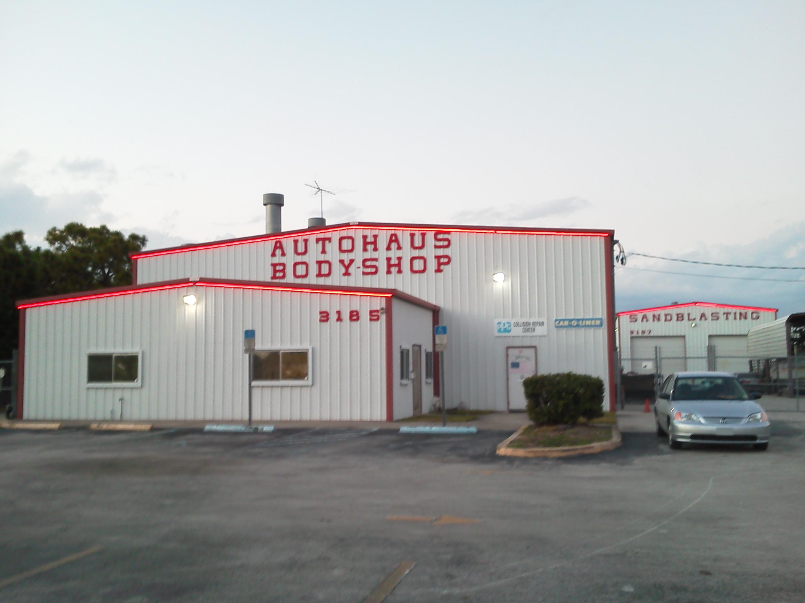 Autohaus Body Shop image 2