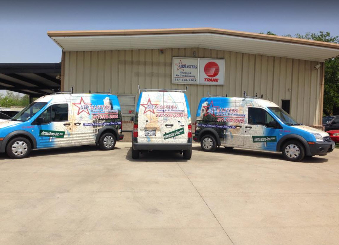 Airmasters Heating & Air Conditioning Inc image 1