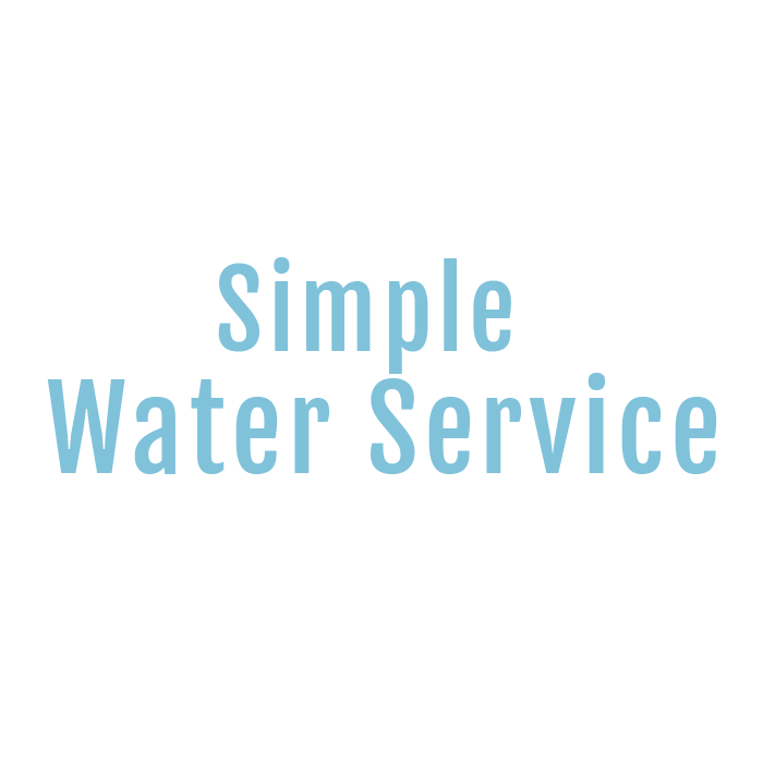 Simple Water Service
