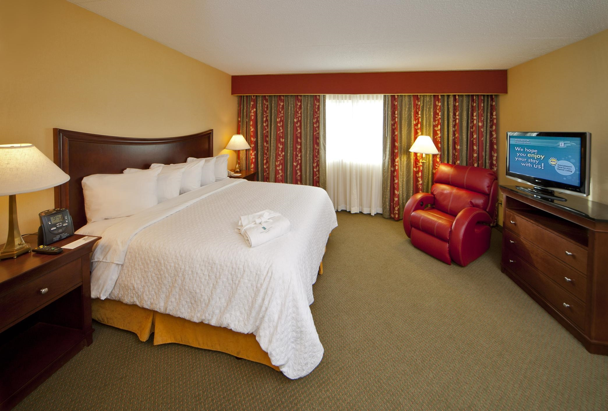 Embassy Suites by Hilton Detroit Troy Auburn Hills image 28